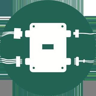 PPV Electronics logo